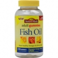 Nature Made Adult Gummies Fish Oil Natural Fruit 150 Gummies