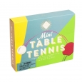 Mini Table Tennis Ping Pong Game Convert Any Table To Table Tennis -