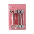 #2 Colored Pencils 10ct Multicolor - Spritz, Grey