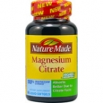 Nature Made Magnesium Citrate 60 Liquid Softgels