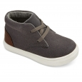 Toddler Boys' Heaton Casual Chukka Boots Cat & Jack - Gray 5