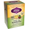 Green Tea Kombucha 16 Bag