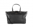 Cole Haan Nickson Satchel (Black)