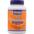 NOW Foods Tri-Chromium 500 mcg - 180 Vegetarian/Vegan Capsules