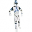 Rubies Costumes Clone Trooper Child Costume: - Large (12-14) White #155652 - Boy