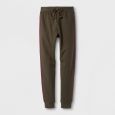 Boys' Knit Jogger Pants - art class Olive XS, Green