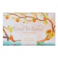 Hand in Hand Orange Blossom Palm Free Bar Soap 5 oz