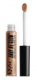 Brand New-sealed Nyx Away We Glow Liquid Highlighter - Awg07 Gold Rush