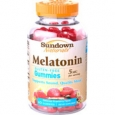 Sundown Naturals Melatonin Strawberry 5 mg - 60 Gummies