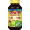 Nature Made Milk Thistle 140 mg - 50 Capsules