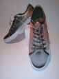 Mossimo Women's Pewter/jena Velvet Lace Sneakers - Size: 10