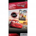 16ct Valentine's Day Disney Cars 3 Puzzles, Multi-Colored