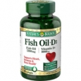 Nature's Bounty Fish Oil & D3 90 Softgels