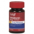 SFS12744 - Schiff Melatonin Plus Tablets