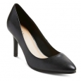 Merona Women's Alexis Pointed Toe Pumps - Black - Size:8