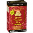 Super Dieter's Tea Cranberry 30 Bag