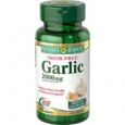 Nature's Bounty Garlic Odor-Free 2000 mg - 120 Tablets