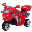 Lil Rider 3 Wheel FX Sport Bike Battery Powered Riding Toy Red