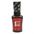 Wet n Wild 1 Step Wonder Gel Nail Color, Crime of Passion, .45 oz