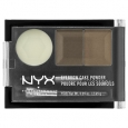 NYX Eyebrow Cake Powder, Blonde, .09 oz