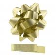 Gift Tag - Spritz, White, Decorative Bow