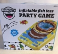 Big Mouth Toys Fling-a-fish Party Toss Game - Fish Flying Fun