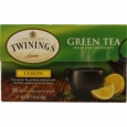Twinings Green Tea Bags Lemon 20 Tea Bags