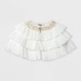 Toddler Girls' Tulle Ruffle Capelet Fashion Jacket - Genuine Kids from OshKosh G