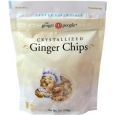 Ginger People Crystallized Ginger Chips-7 oz Bag