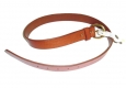 Mossimo Women's Leather Belt - Cognac - Size:s