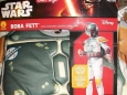 Star Wars Boba Fett Boys Child Halloween Costume, Size Small (3-4 Years Old)