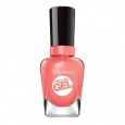 Sally Hansen Miracle Gel, Malibu Peach, .5 fl oz