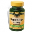 Spring Valley - Green Tea 315 mg Plus Hoodia, 70 Capsules