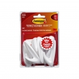 CommandTM Medium Designer Hooks Value Pack White - 3M COMPANY
