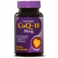 Natrol CoQ-10 50 mg - 60 Softgels