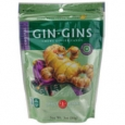 Ginger People Gin Gins Chewy Ginger Candy Original 3 oz - Vegan