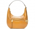 MICHAEL Michael Kors Rhea Zip Medium Shoulder Bag (Sun/Gold)