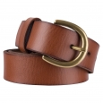 Belt XSM Dark Brown Natural, Size: XS