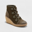Women's Lorelle Fashion Boots - Mossimo Supply Co.&153; Green 11