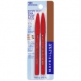 Maybelline ExpertWear Twin Brow & Eye Pencils, Medium Brown, 1 pr