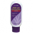 MSM with Glucosamine Creme 4 Fluid Ounces Cream