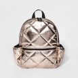 Women's Quilted Backpack - Mossimo Supply Co.&153; Rose Gold