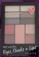 Revlon Eyes Cheeks & Lips Palette- 200 Seductive Smokies