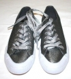 Mossimo Supply Co. Size 6 Glitter Sneakers Silver June Womens Target Shoes