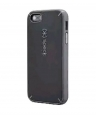 Speck - Mightyshell Case For Apple Iphone 5 And 5s - Black/ Slate Spk-a3619