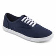 Women's Lunea Canvas Sneakers - Navy 9