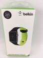 Belkin Sport Wristband Bands For Apple Watch 38mm Series 1,2 Citron Green