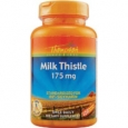 Thompson Milk Thistle 175 mg - 120 Vegetarian Capsules