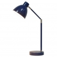 Desk Task Lamp with Touch On/Off Navy (Blue) - Pillowfort