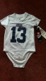 Official Nfl Team Apparel Ny Giants Beckham Jr 3-6 Months Newborn Jersey